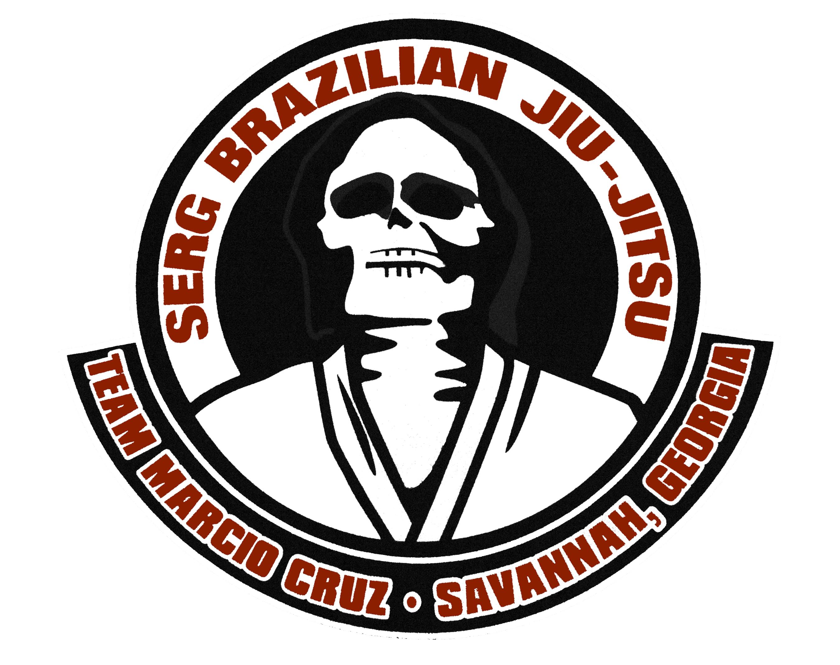 Serg BJJ Logo